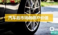 什么是汽车后市场的用户价值?分析汽车后市场定义